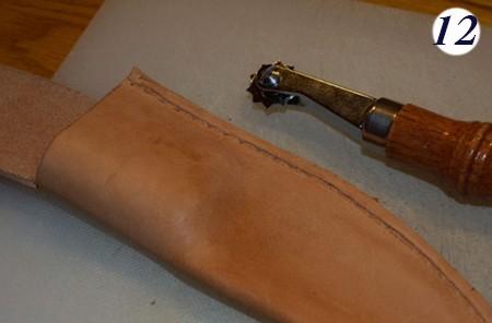 наметка отверстий для прошивки