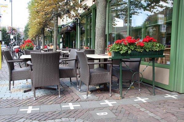 кафе на границе Бельгия - Нидерланды