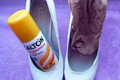 средства для растягивания обуви