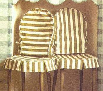 овальные спинки стульев чехлы