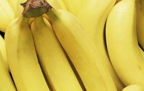 Спелые бананы желтого цвета