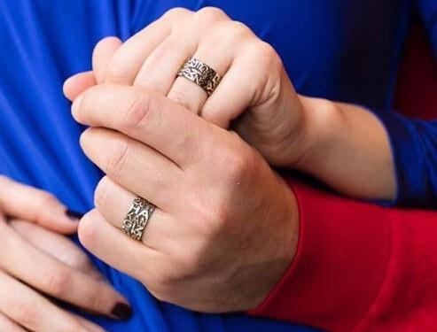 как выбрать кольцо к свадьбе