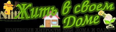 Логотип сайта Жить в своем доме