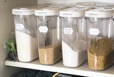 Как хранить муку дома, чтобы не завелись жучки (червячки)
